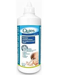 QUIES - OPTIK solution multiusage pour lentilles souples - Flacons 30 ml