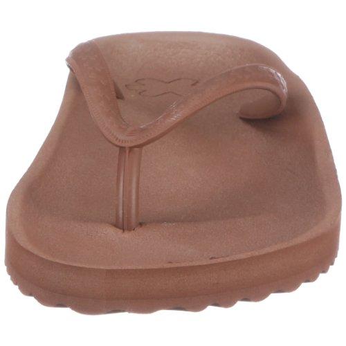 flip*flop daybed pure Damen Zehentrenner Braun (806 choco)