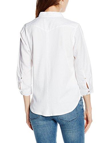 Sandwich 22001053 - Blouse - Femme Blanc (Pure White)