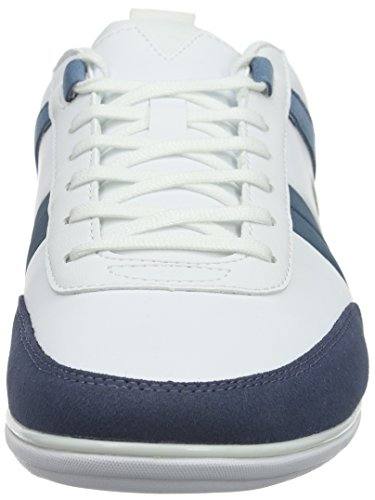 Lacoste Giron 316 1, Baskets Basses Homme Blanc - Weiß (Wht 001)