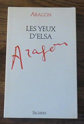 Les Yeux d'Elsa par Louis Aragon