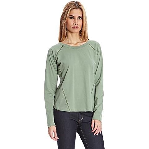Mahal Camiseta Manga Larga  Verde Menta L