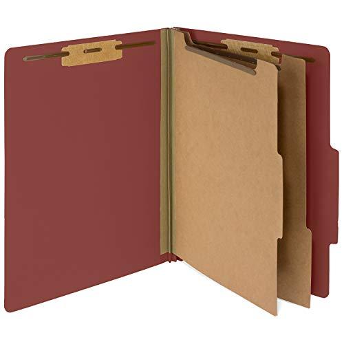 10Rot Klassifikation folders- 2divider-2