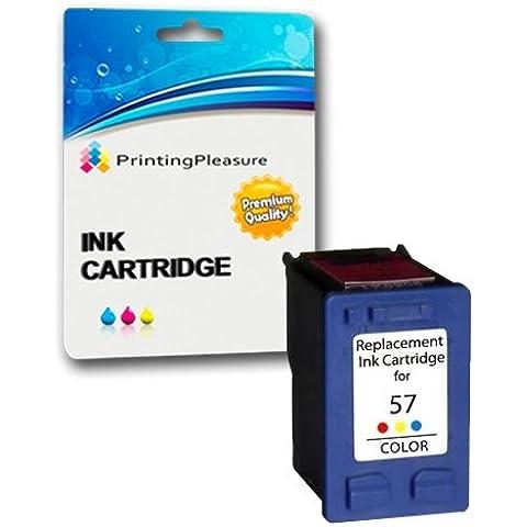 Printing Pleasure Colori Cartuccia d'inchiostro compatibile per HP Photosmart 7150