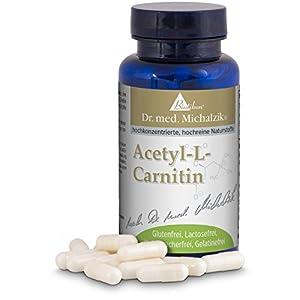 Acetyl L-Carnitin nach Dr. med. Michalzik – ohne Zusatzstoffe
