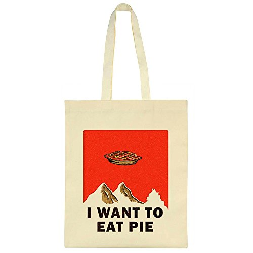 i-want-to-eat-pie-flying-pie-design-canvas-tote-bag