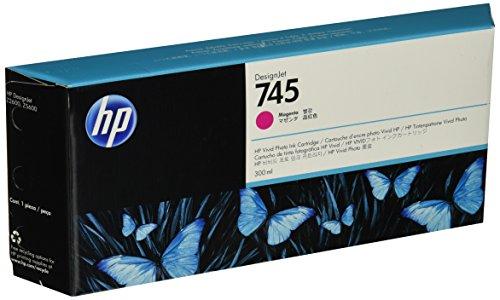 Hewlett Packard 936569 Cartouche d'encre d'origine compatible avec Imprimante DesignJet Z2600 24-in PostScript/DesignJet Z5600 44-in PostScript Magenta