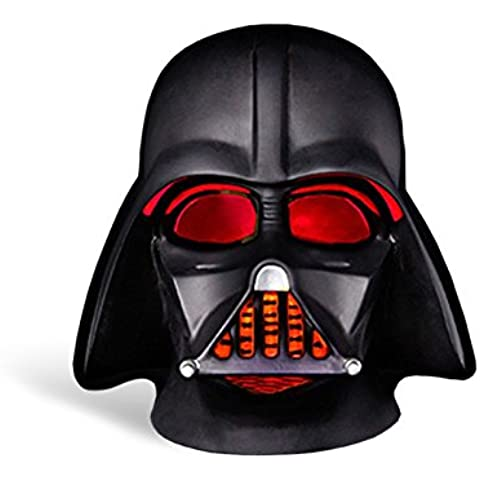 Star Wars 3d Mood Light Darth Vader 16 x 14 x 16 cm robusto y atractiva caja de regalo embalaje