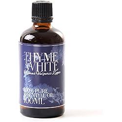 Aceite Esencial De Tomillo - 100ml - 100% Puro