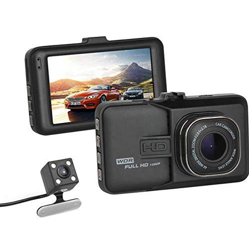 Driving Recorder H20B HD1080P 3.0 Inch Screen Dual Lens Split Car Camera Dash Cam, Support Loop Recording, Intelligent Parking Monitoring und Motion Detection Intelligente Motion-detection