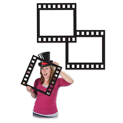 treifen Foto Fun Rahmen, 30,5cm schwarz (Bilderrahmen Filmstreifen)