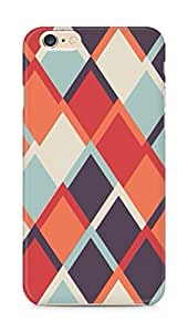 Amez designer printed 3d premium high quality back case cover for Apple iPhone 6s Plus (Pattern 16)
