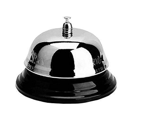 Preisvergleich Produktbild Durable Edelstahl Küche Hotel Zähler Restaurant-Ring Bell