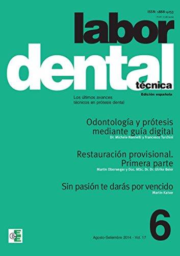 Labor Dental Técnica nº 6-2014 por Varios Autores