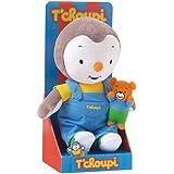 Jemini - 022693 - Peluche - T'Choupi Avec Ourson - 30 Cm