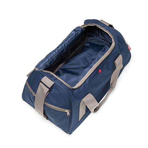 Reisenthel activitybag Reisetasche, 54 cm, 35 L, Margarite Dark Blue
