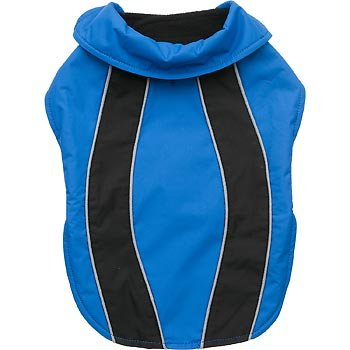 petco-blue-black-reflective-nylon-dog-jacket-small-medium