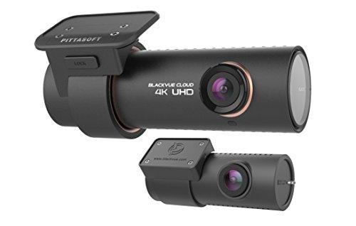 BlackVue DR900S-2CH 16GB Camera Auto Premium 4K UHD, Nero, 16 GB