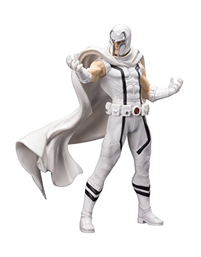 (Marvel Comics Kotobukiya Magneto Kostüm Version ARTFX Statue Plus (White))