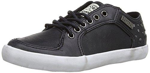 KAPORAL Saela Mädchen Sneaker Schwarz