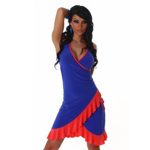 Vestito da partito da sera sexy del vestito Wrap Dress da Oramics abito firmato un formato (formato 32-38) disponibili in diversi colori ®!
