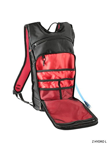 Zefal Z Hydro Radfahren/Walking Hydration Tasche Rucksack mit 2L Blase schwarz