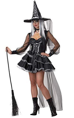California Costumes Mystic Hexe - Hexe Mystic Kostüm