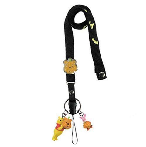 DISNEY Halloween Pumpkin neck piece (Pu) (japan import)