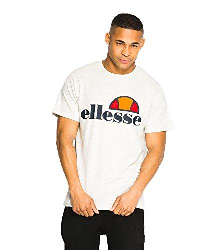 Ellesse TS Prado Beige Größe: XS Farbe: Beige (Crewneck Marl T-shirt)