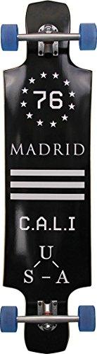 MADRID SKATEBOARDS Maniac BLK 39 MAXED Longboard