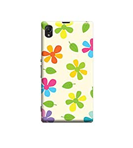 EPICCASE Premium Printed Back Case Cover With Full protection For Sony Xperia Z1 (Designer Case)