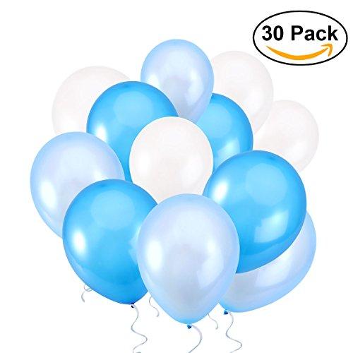 NUOLUX Luftballons,12 Zoll Latex...