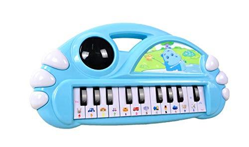yyyff Musique Jouets pour Enfants éducation précoce 0-1-3 Ans bébé Jouets éducatifs Fille bébé Piano électronique Jouet Piano Cadeau Prince Bleu