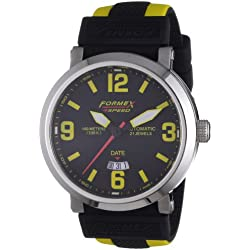 Formex 4 Speed Men's Automatic Watch 72511.7080 with Rubber Strap