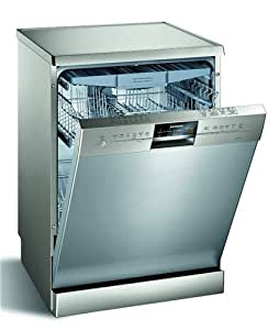 Lave vaisselle 60cm inox 44db 13c. SIEMENS sn 26m884 ff