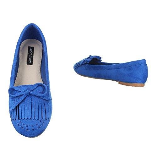 Ital-Design, Ballerine donna Blau
