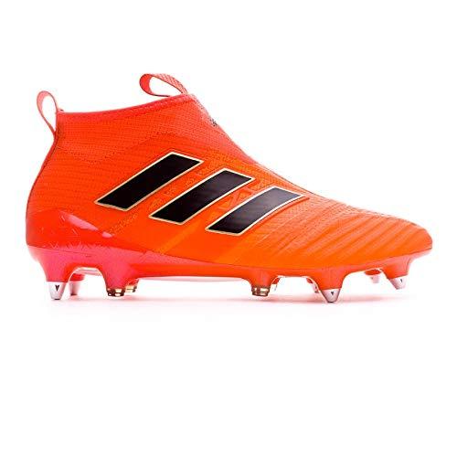 adidas Herren ACE 17+ PURECONTROL SG Fitnessschuhe Orange (Narsol/Negbas/Rojsol) 44 EU