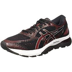 ASICS 1011A169 - Zapatillas de Running de competición de Sintético Hombre, Color Negro, Talla 44.5 EU