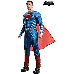 Disfraz Superman adulto: Batman vs Superman - Único, M
