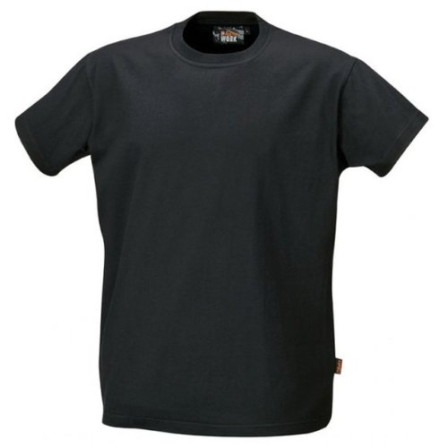 Beta-schwarzes T-shirt (Arbeits-T-Shirt für Herren von Beta, Gr. L, schwarz - 75480203 7548N/)