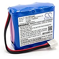 vhbw Li-Ion Akku 5200mAh (14.4V) für Medizintechnik, EKG Contec ECG1201, ECG1201G preisvergleich bei billige-tabletten.eu