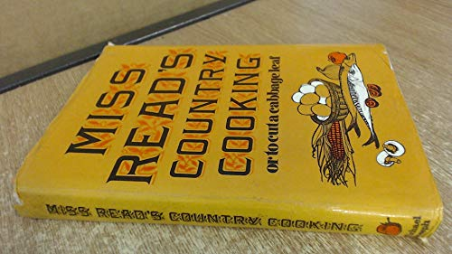 Miss Read's Country Cooking or To Cut a Cabbage Leaf, used for sale  Delivered anywhere in UK