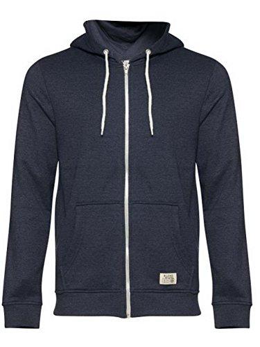 Blend Sweatjacke - Sweat-shirt àcapuche - Homme Blau (Navy solid 70230)