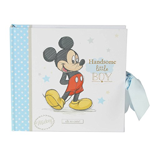 Baby boy disney mickey mouse photo album