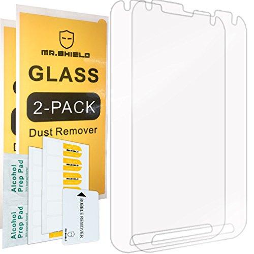 [2er Pack] -mr Schild für Samsung Galaxy S5Sport [gehärtetem Glas] Displayschutzfolie mit Lebenslange Umtausch-Garantie (Galaxy Sport-ersatz-glas S5)