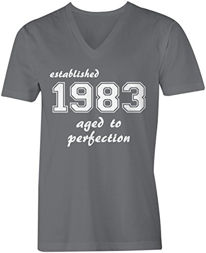Established 1983 aged to perfection