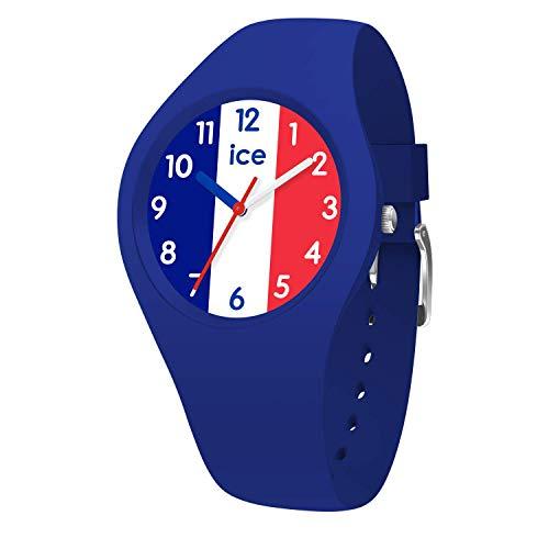 ICE-Watch Orologio Analogueico Quarzo Donna con Cinturino in Silicone 015738