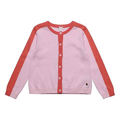 ESPRIT KIDS Mädchen Sweater Cardiga Pullover, per Pack Rosa (Blush 310), 104 (Herstellergröße: 104+)