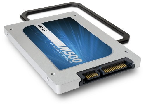 Great Buy for Crucial CT960M500SSD1 960GB M500 SATA 6Gb/s 2.5 Inch Internal Solid State Drive