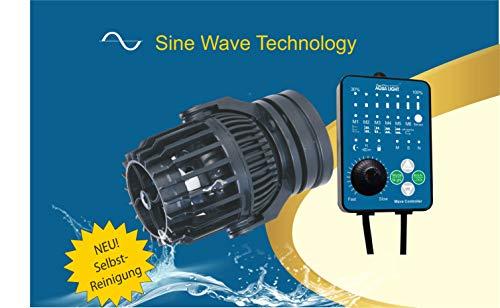 Aqua Light EasyStream Plus Wavemaker ESP-10 1200-4000l/h mit Selbstreinigungsfunktion